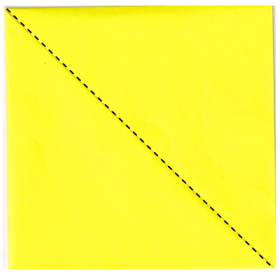 キツネの折り方6