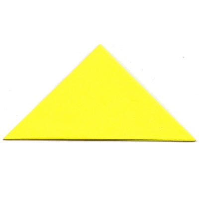 キツネの折り方7