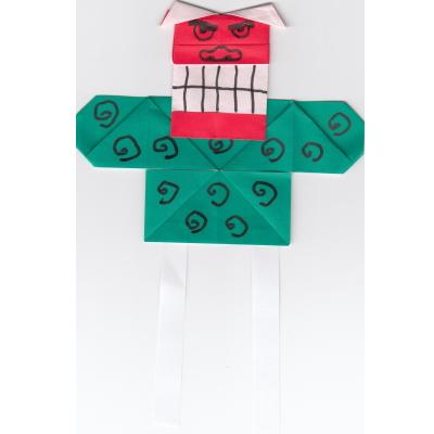 凧の折り紙