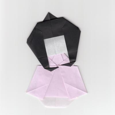 織姫の折り紙