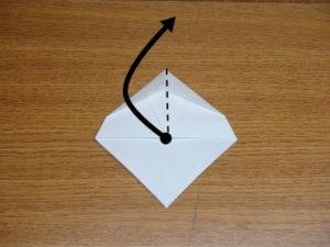 立ち姿の仙人の折り紙05