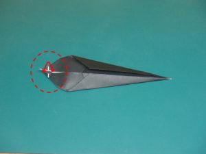 コブラの折り方10