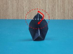 コブラの折り方16