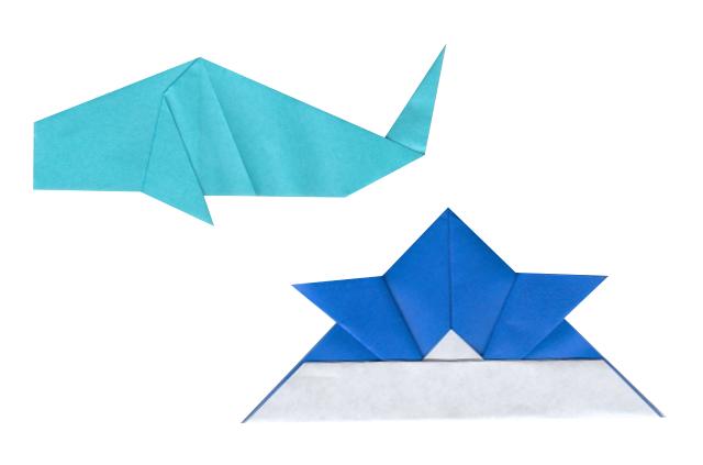 子供の日の折り紙