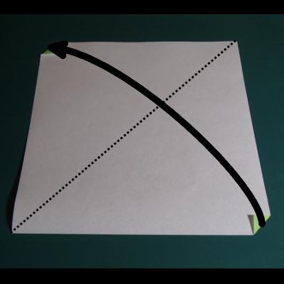小鳥の折り紙2