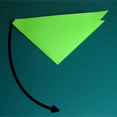 小鳥の折り紙4