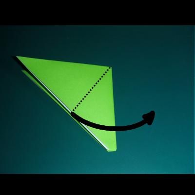 小鳥の折り紙5