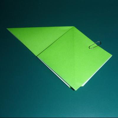小鳥の折り紙6