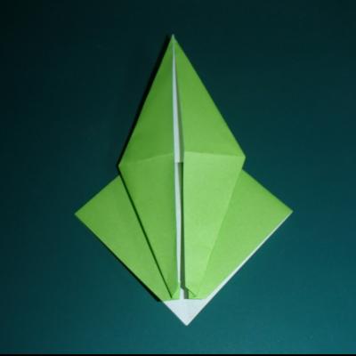 小鳥の折り紙10