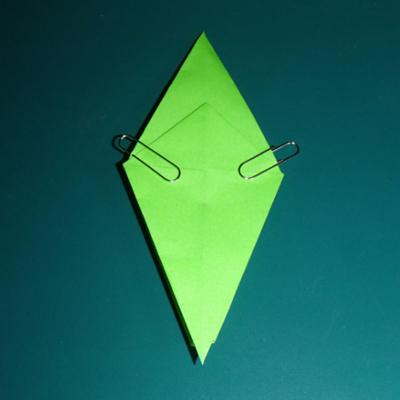 小鳥の折り紙12