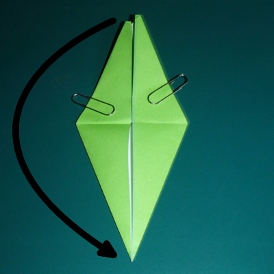 小鳥の折り紙15