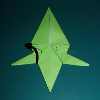 小鳥の折り紙17