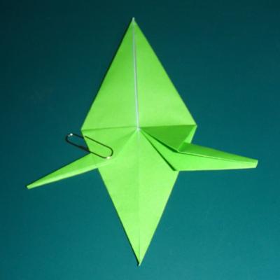 小鳥の折り紙20
