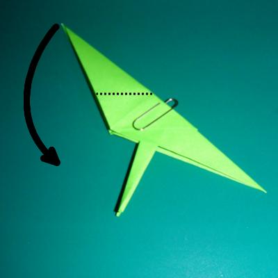 小鳥の折り紙22