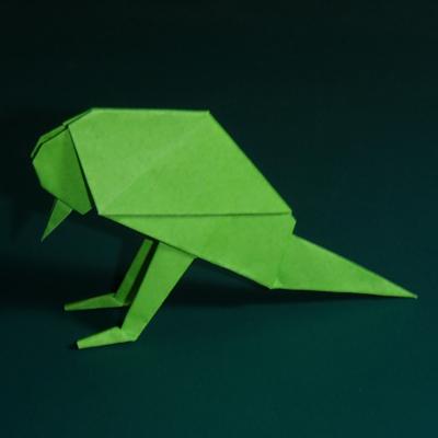 小鳥の折り紙30
