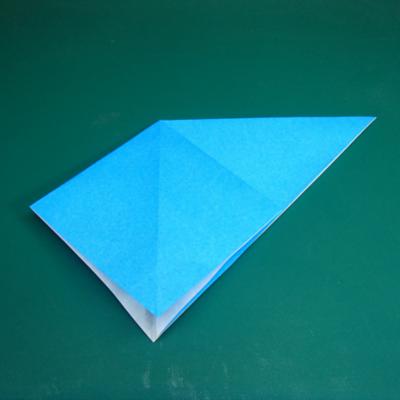 カワセミの折り紙04